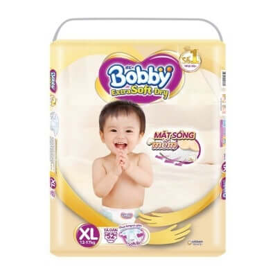 Bobby vàng (Bobby Extra Soft Dry)