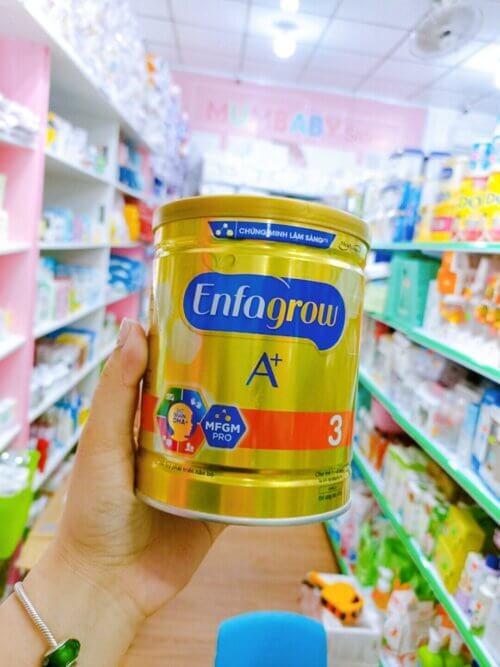 Enfagrow A+ 3