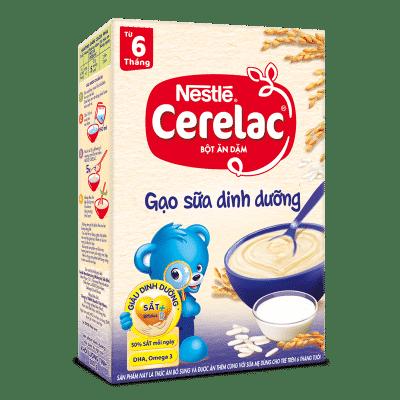 Nestle gạo sữa