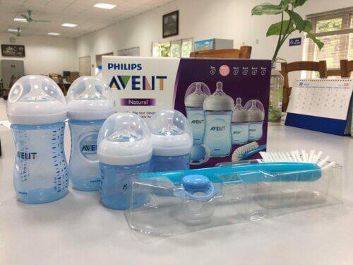 Mua bình sữa Philips Avent qua các trang bán hàng trực tuyến
