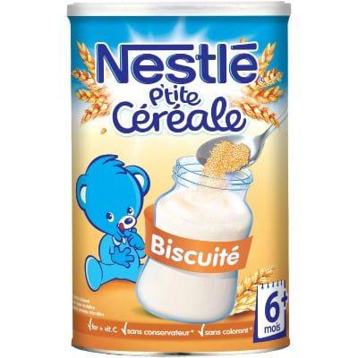 Bột Nestle của Pháp