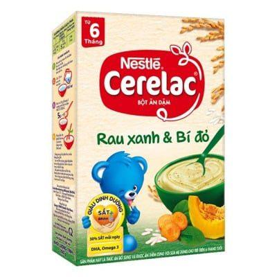 Bột Nestle của Việt Nam