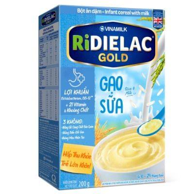 Ridielac gạo sữa