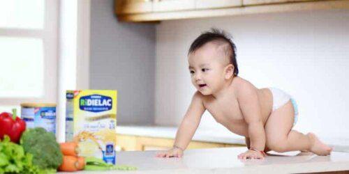 Sử dụng đúng cách để đảm bảo nguồn dinh dưỡng tốt nhất cho bé yêu