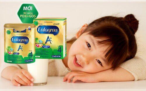 Sữa Enfagrow có tốt không?