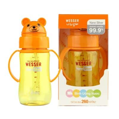 Bình tập uống Wesser