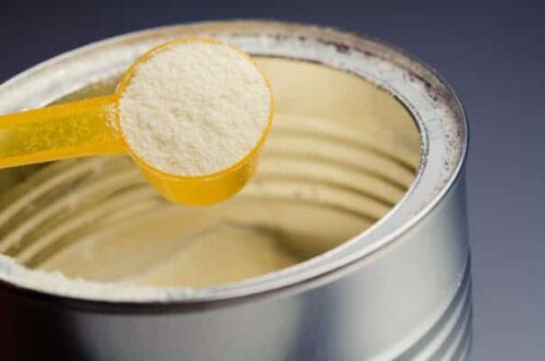 Sữa bột - dòng sữa phổ biến nhất trên thị trường