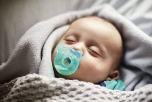 Sản phẩm giúp bé có giấc ngủ ngon hơn
