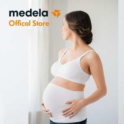 Đai đeo đỡ bụng bầu Medela luôn được chị em yêu thích