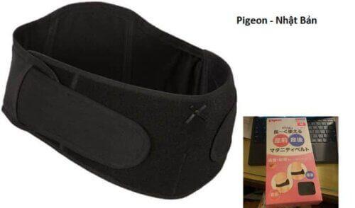 Đai nâng đỡ bụng bầu Pigeon mềm mại và co giãn tốt