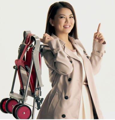 Xe đẩy có bán ở nhiều cửa hàng, trang web trực tuyến