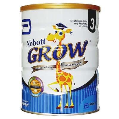 Sữa Abbott Grow