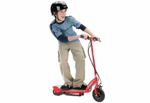 Trẻ trên 8 tuổi sử dụng xe thuận thục và điêu luyện hơn