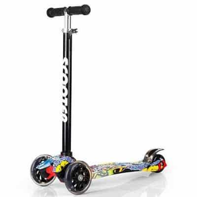 Xe Scooter 3 bánh an toàn cho bé