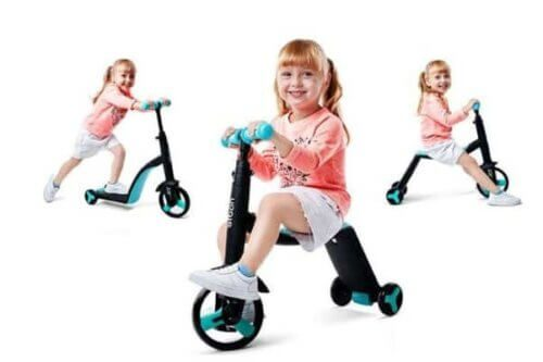 Xe Scooter 3 in 1 cho bé