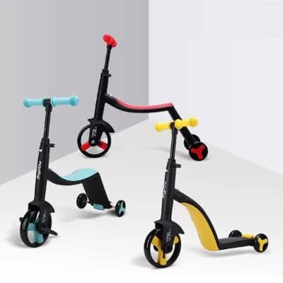 Xe Scooter 3 in 1 Nadle thiết kế mạnh mẽ