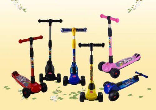 Xe Scooter Babyfast nhi�u mẫu mã cho trẻ lựa ch�n