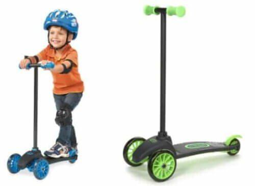 Xe Scooter lựa ch�n tốt nhất cho trẻ em