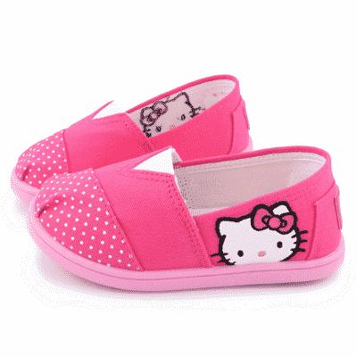 Giày Hello Kitty cho bé gái xinh xắn đáng yêu
