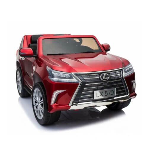 Xe ô tô điện trẻ em LEXUS bản quy�n LX570