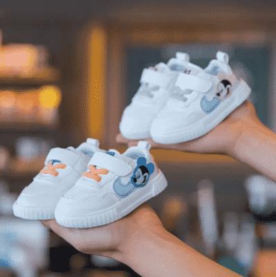 Giày bata cho bé gái