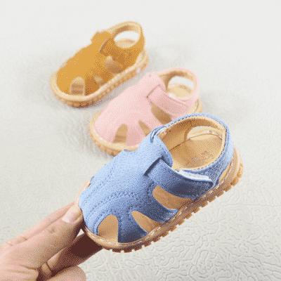 Giày cho bé tập đi cần êm ái thông thoáng dễ chịu