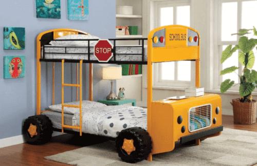 Thiết kế đặc biệt giúp tăng thêm sự thích thú cho bé