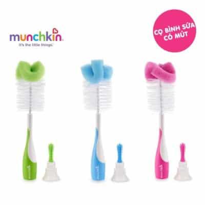 Cọ rửa của thương hiệu Munchkin từ Mỹ