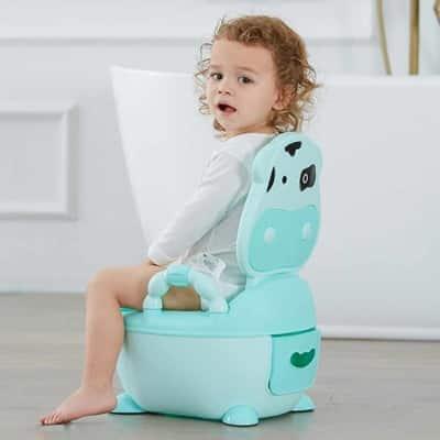 Sản phẩm giúp bé tập tính tự lập trong việc đi vệ sinh