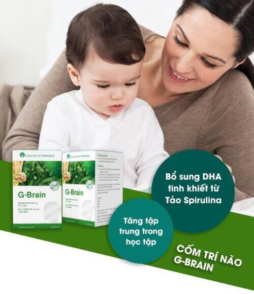 Bổ sung dưỡng chất thiết yếu cho bé phát triển toàn diện về thể chất lẫn trí não