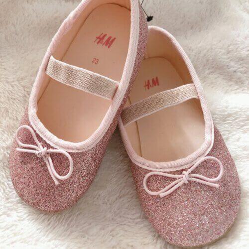 Thiết kế mẫu giày H&M phổ biến nhất trên thị trường hiện nay