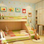 Giường 2 tầng cho bé