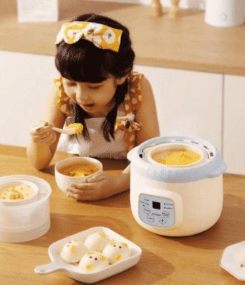 Sản phẩm giúp mẹ chuẩn bị bữa ăn cho bé dễ dàng hơn