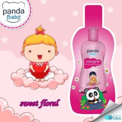 Mùi hương ng�t ngào thích hợp cho bé gái