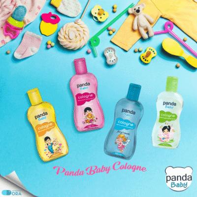 Nước hoa Panda Baby cho bé