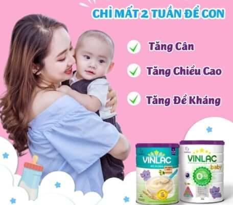 Sữa giúp trẻ phát triển toàn diện, không riêng cân nặng