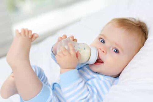 Sữa tăng cân cung cấp nhiều năng lượng và dưỡng chất