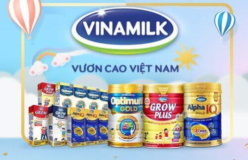 Các loại sữa Việt Nam ngày càng được ưa chuộng hơn