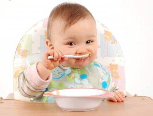 Trẻ ăn ngon miệng và hấp thu tốt sẽ nhanh lên cân