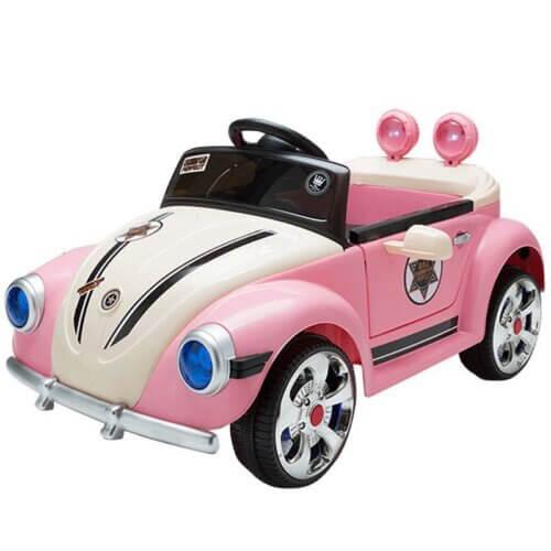 Ô tô điện cho bé BRJ-5169 HELLO KITTY