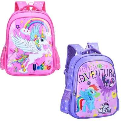 Balo Pony cho bé gái