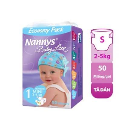 Tã dán Nannys Baby Love