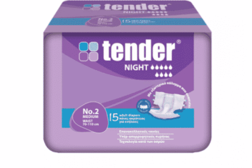 Bỉm cho mẹ và người già Tender dùng ban đêm