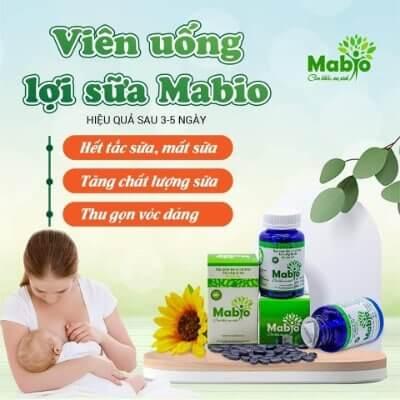 Sản phẩm giúp cải thiện chất lượng sữa mẹ hiệu quả rõ rệt