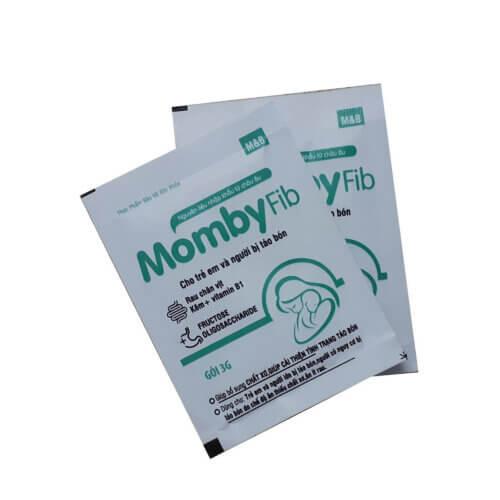 Cốm Mombyfib của thương hiệu Việt