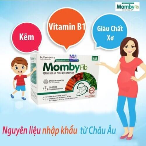 Thành phần nhiều hoạt chất tốt cho sức khỏe đường ruột của trẻ