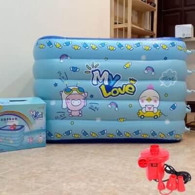 Bể bơi phao cho bé 5 tầng