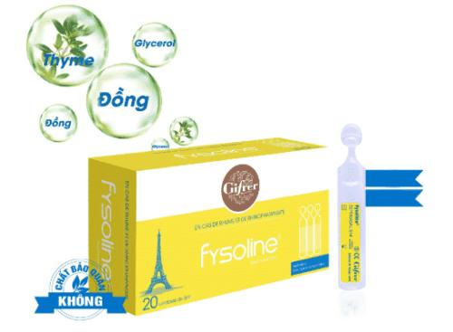Fysoline vàng