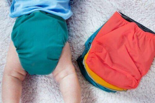 Mặc bỉm đúng kích cỡ để bé được thoải mái nhất