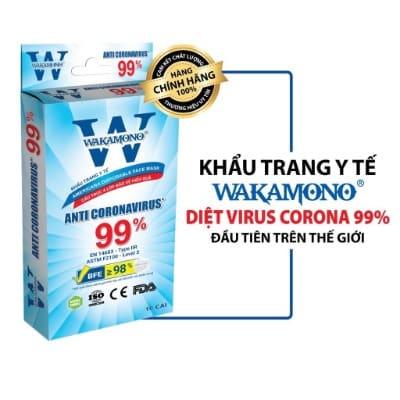 Sản phẩm của thương hiệu Wakamono Việt Nam